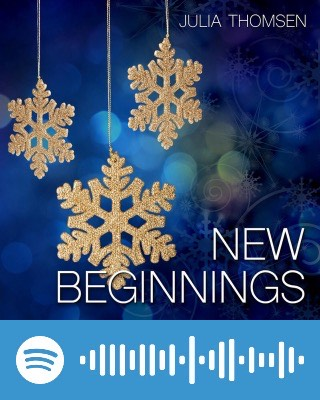LISTEN TO 'NEW BEGINNINGS' ON SPOTIFY
